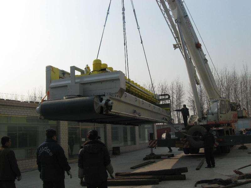 重型设备搬运操作中的要求有哪些