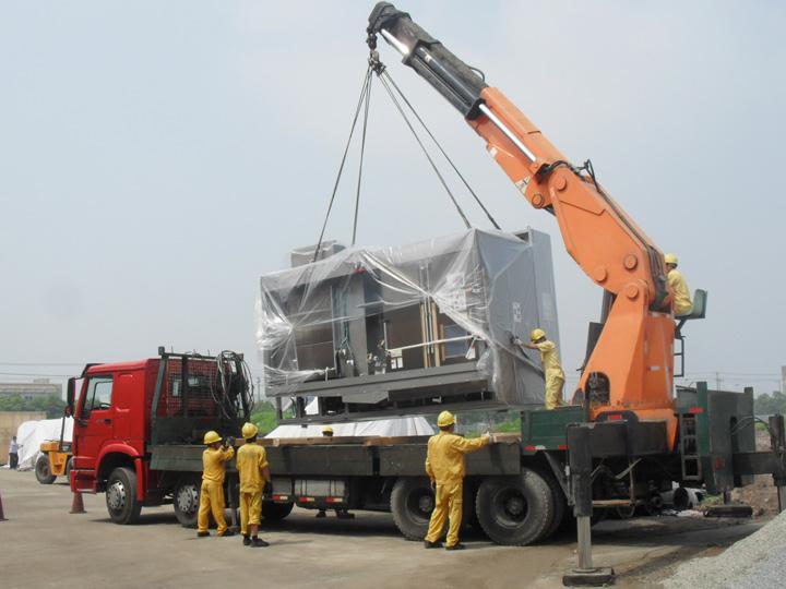重型设备搬运作业需要注意哪些事项