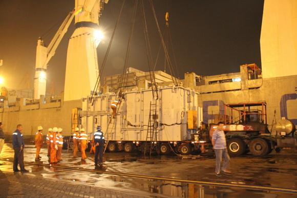 大型设备搬运如果快速的完成工作