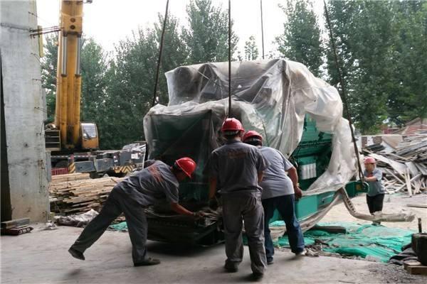 大型设备搬运有哪些危险性?