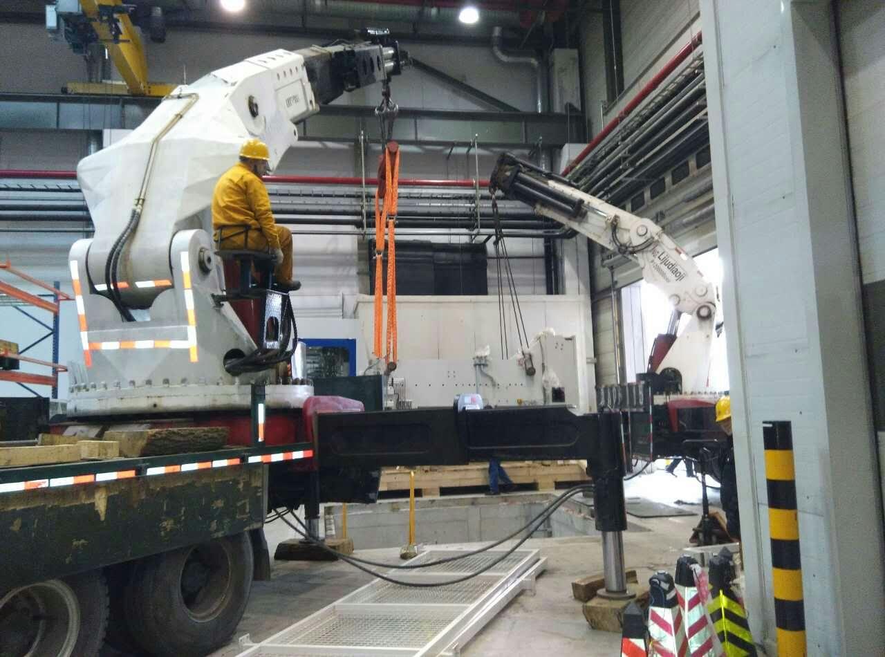 厂房搬运吊装如果快速的完成工作