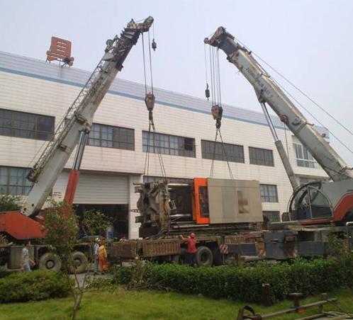 大型机械搬运怎么提高工作效率