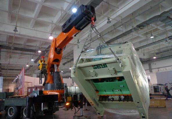 精密设备搬运的减震措施应该怎么做
